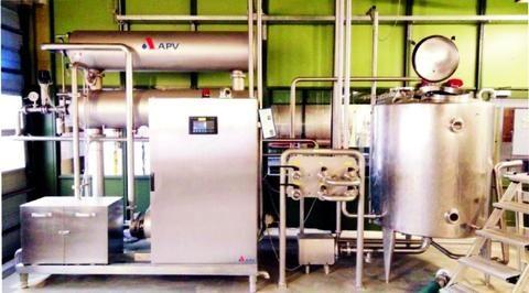 APV Brixmaster Standardisation