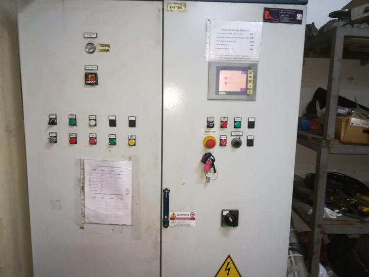 Arioli Minivapo 80 Arioli Steamer Minivapo 80 2000mm