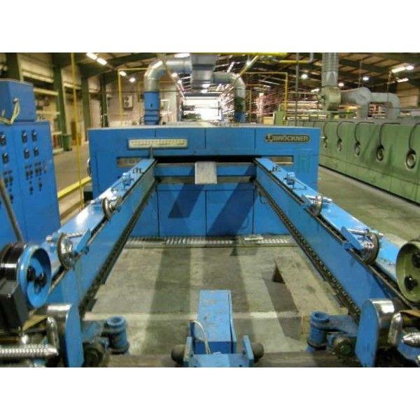 Brückner VN 200 Cm Stenter machine