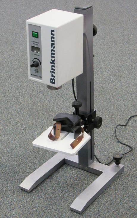 Brinkman, Polytron PT 3000 Homogenizer