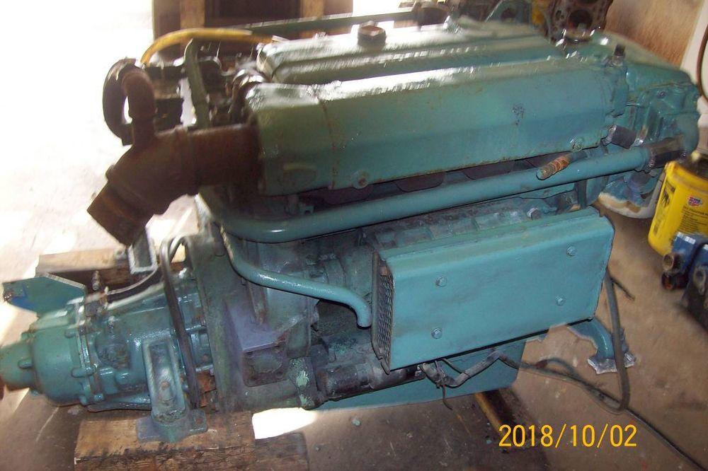 Detroit 453 453 Detroit Diesel Marine Engine 125HP