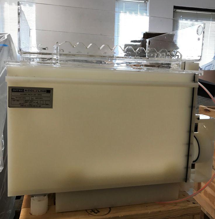 Imtec Acculine Accumeg Recirculating Cleaning Tank