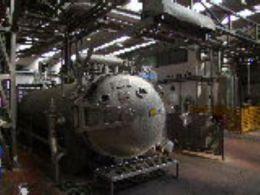Mcs JR. 90S. 3L. HT 300 kg Jet dyeing machines