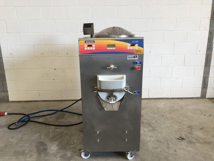 Bravo Trittico Ice cream machine