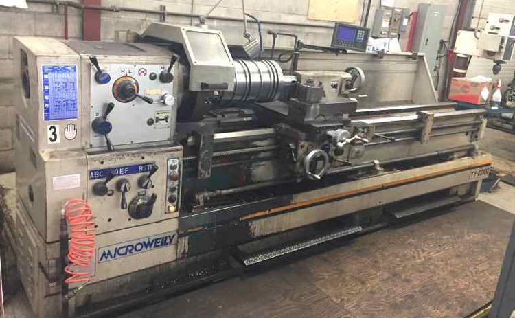 Microweily Engine Lathe 1200 rpm TY-22100
