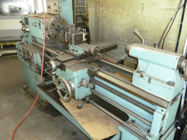 TOS Gap Bed Lathe Variable