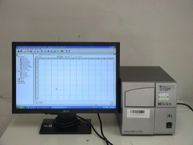BioTek Powerwave XS2 Plate Reader