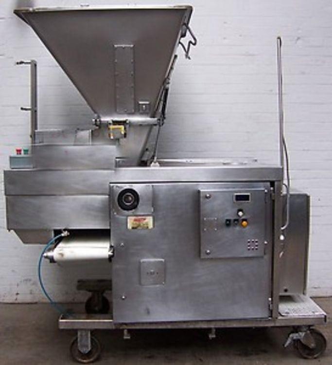APV, Baker Perkins 5000, 4 Pocket Stainless Steel Dough Divider