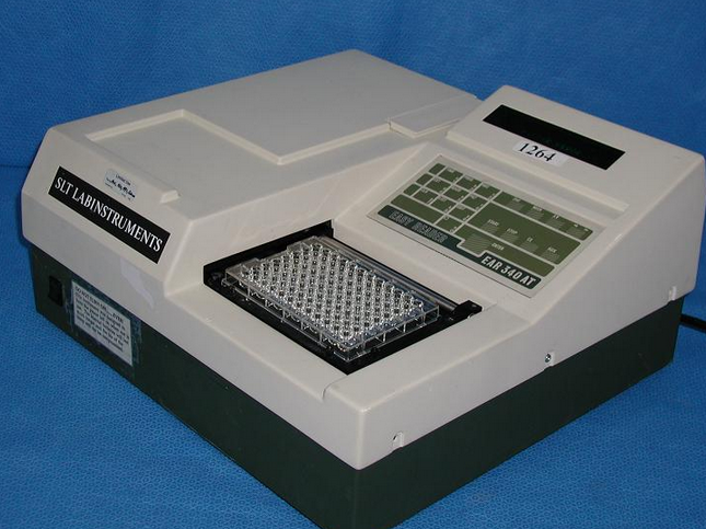 SLT Lab Instruments EAR 340 AT Microplate reader