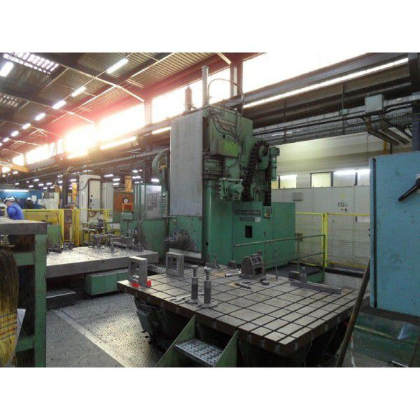 Sundstrand OMNIMILL 3 Axis