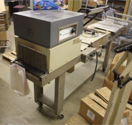 Clamco 110 L-Bar Sealer
