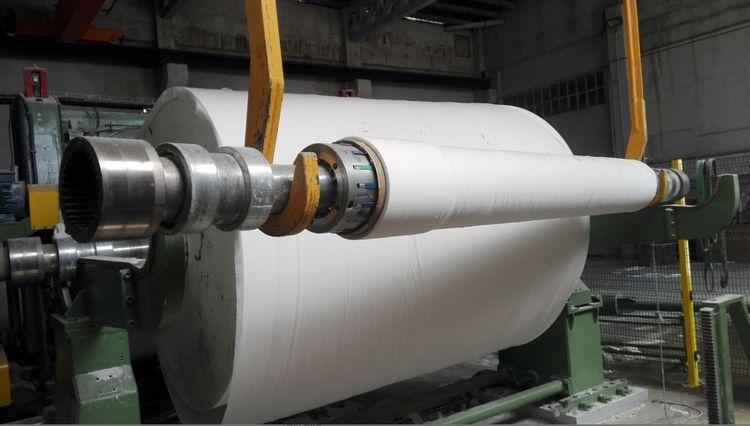 Sulzer Escher Wyss tissue paper rmachine 2.670 mm 16 - 38 gsm 60 TPD
