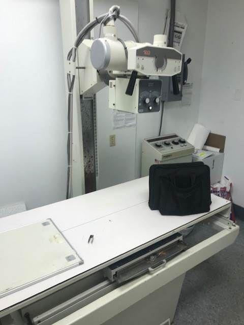 Tingle Vet X-Ray Room