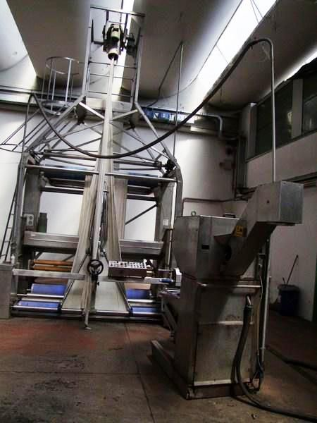 Bianco 240 CM Rope opener with slitting line