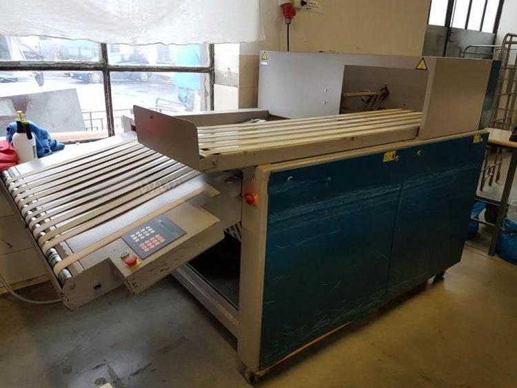 Amko APD, Towel folding machine