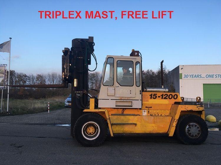 Kalmar DC15-1200 15000 kg