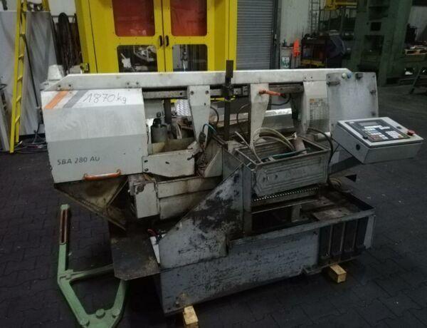 Kasto SBA 280 AU Sawing machine Semi Automatic
