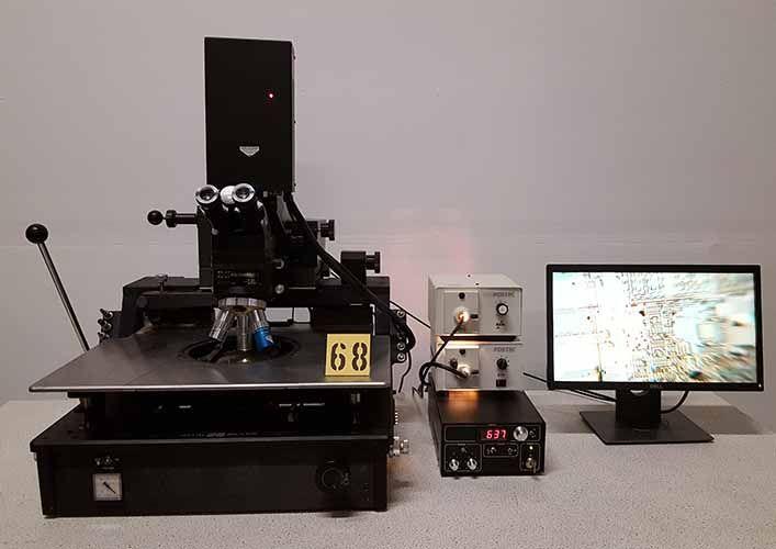 Micromanipulator 8060 Prober LCSII Laser Test Equipment