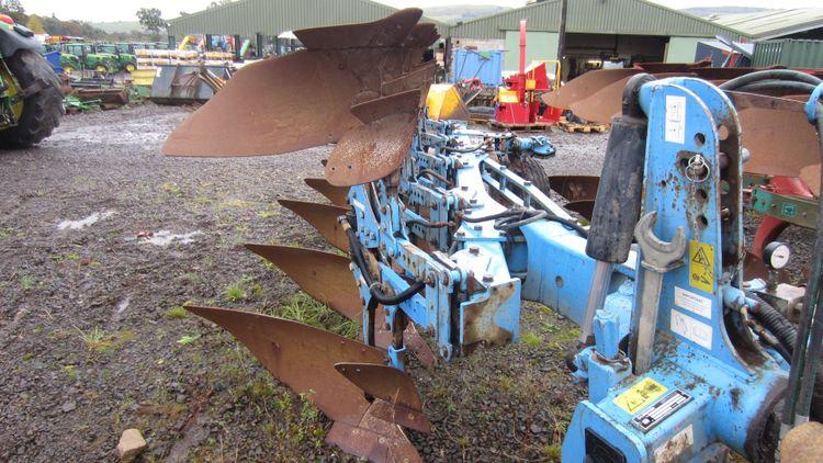 EurOpal 8 x 90 Plough