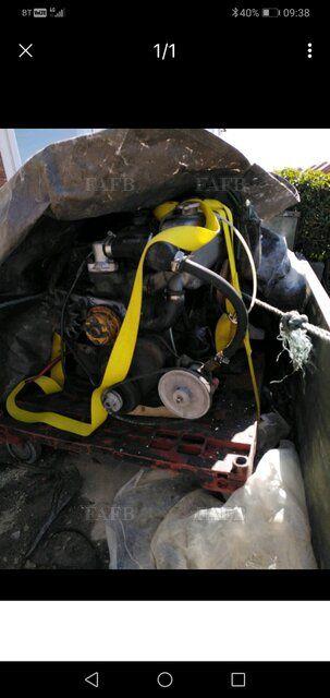 BMC Bmc 1.5 Marine diesel inboard engine with gearbox