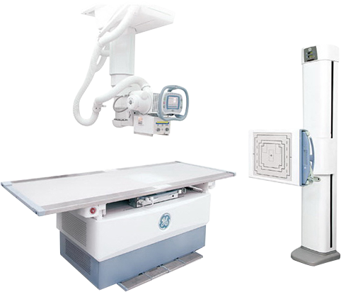 GE Definium 6000 X-Ray Systems