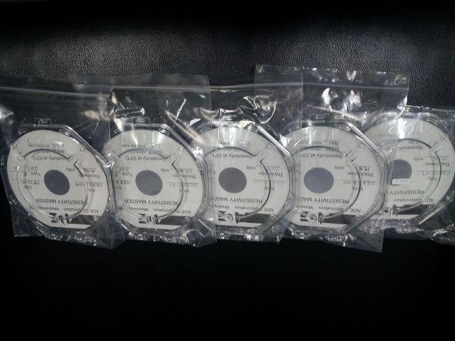 ADE Resistivity Standard Wafer