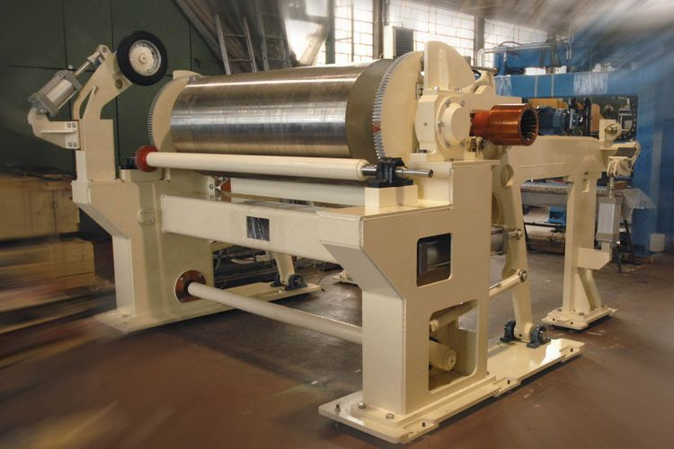 Other 1850 mm Pope Reeler, as new, never installed !