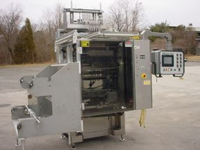 Prodo Pak 601-CSW-6/12, VERTICAL FORM FILL AND SEAL MACHINE