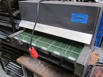 Heim, Jufeba LN-2 Baking oven with baking net belt
