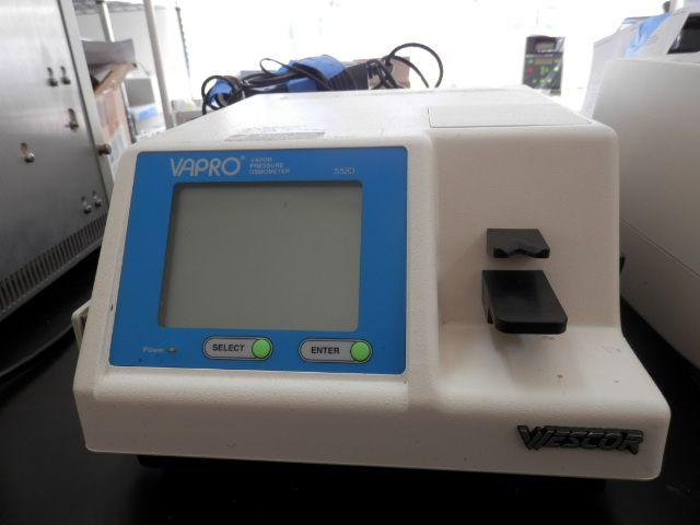 Wescor 5520 VAPRO Vapor Pressure Osmometer
