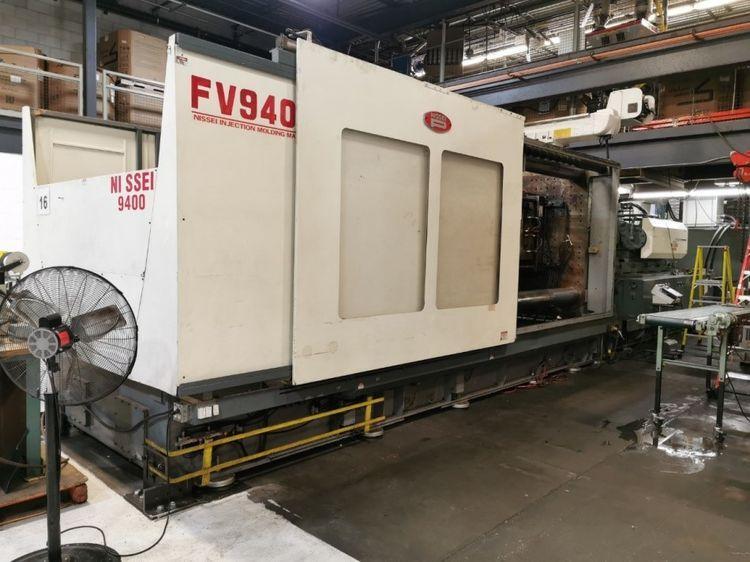 Nissei FV9400-700L 1437 US ton