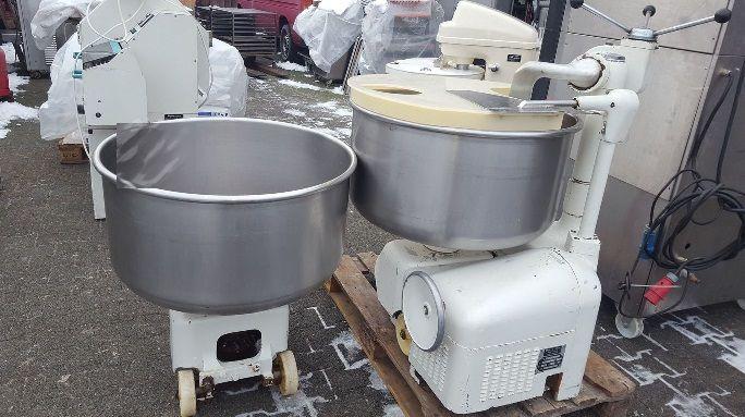 Diosna SP 120 A Plus Hubkneter