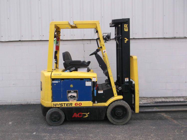 Hyster E60Z 6000
