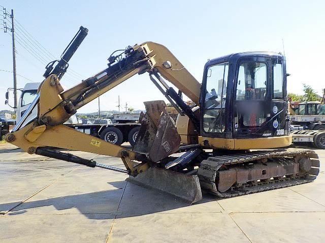 Caterpillar 308DSR Excavator
