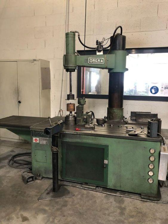 Omera OMERA Flanging machine