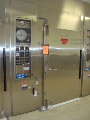 Gruenberg T17HS241.11SS Granulation Drying Oven