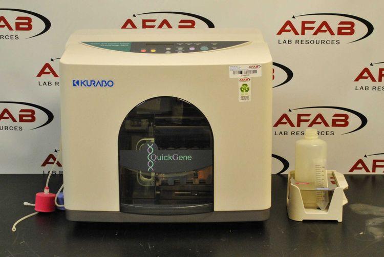 Kurabo PA03384-B035, QuickGene 610L DNA Extraction System