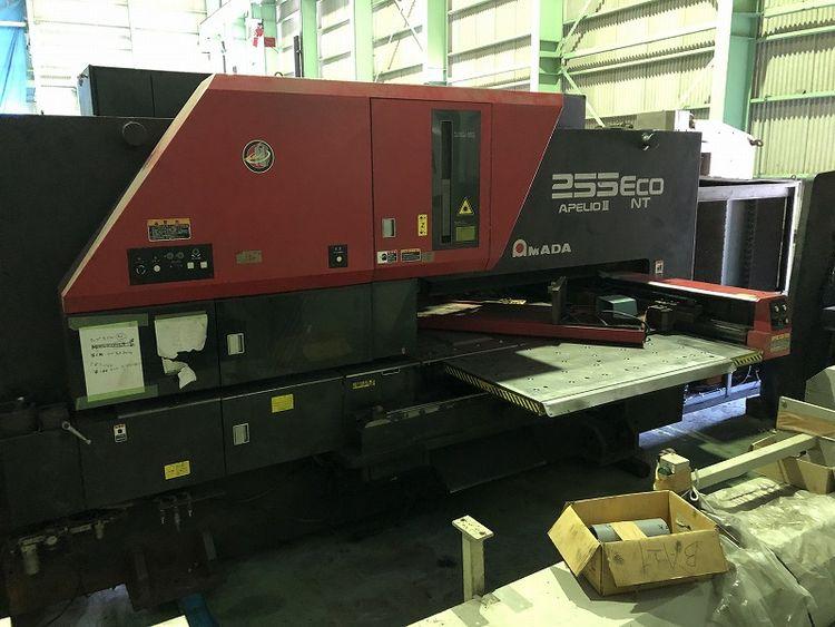 Amada AP3255 20 Ton