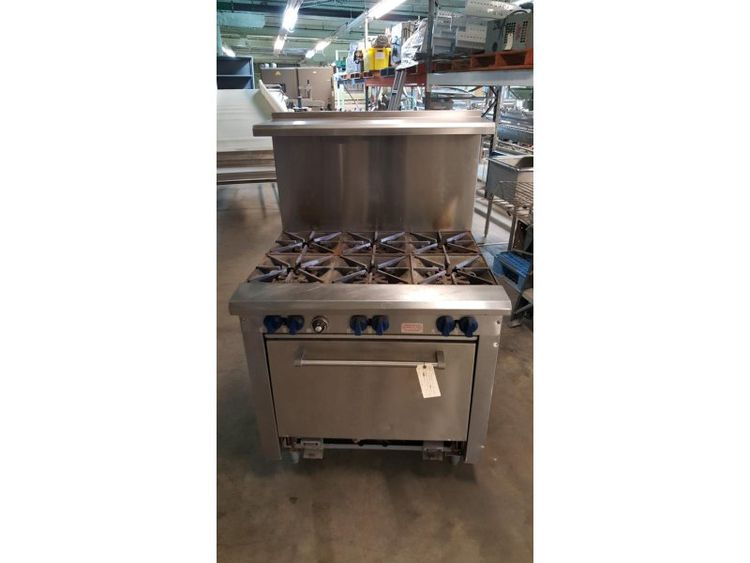 Others MK-36, Burner with Convection Oven