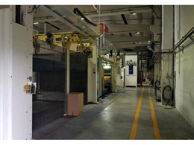 BHS Complete Corrugator, in operation til dec 2019 2800MM