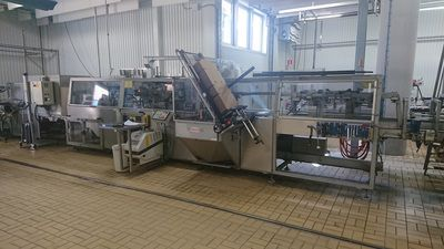 Baumer COMBINED FLEX 20  Wrap around and shrink packer
