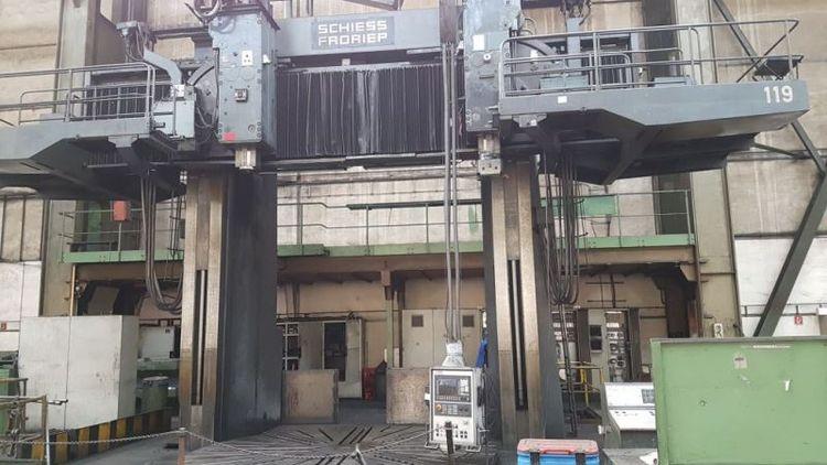 Froriep, Schiess Vertical Turning Machine