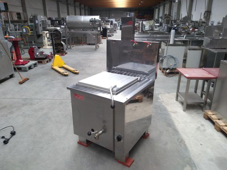 Delrue Cooking kettle - GAS