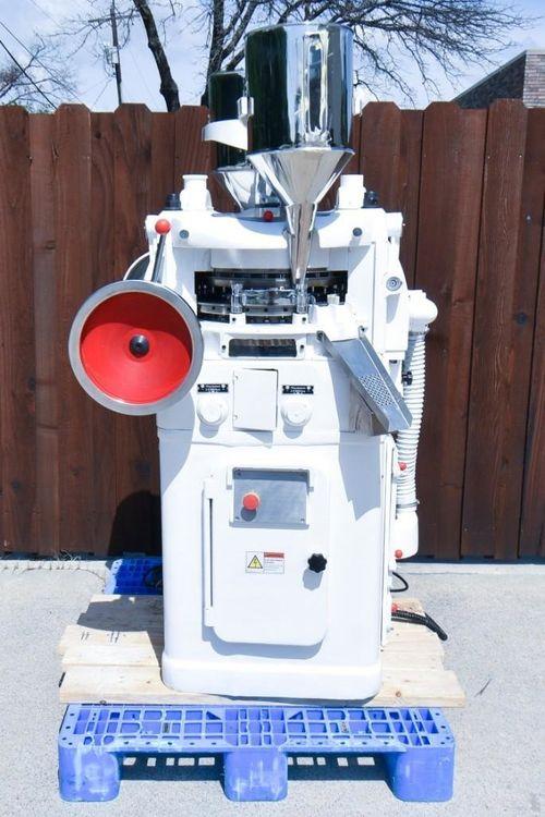 White 33 Station Tablet Press