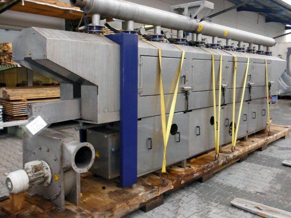 Krones Sleevematic M1 / Shrinkmat 4000 labelling machine