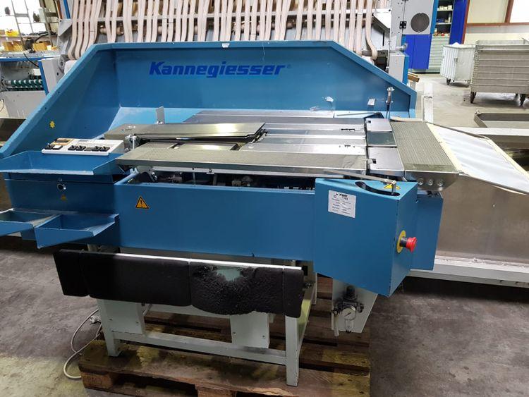 Kannegiesser Universal KS-L, Folding Machine