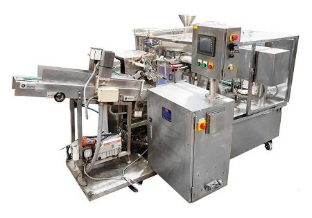 San Tung Doy Pouch Filler and Sealer