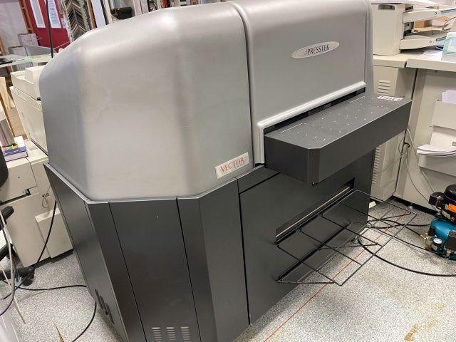 Presstek Vector TX52
