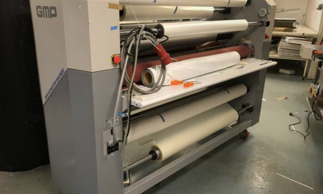 GMP Laminating Machine