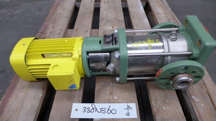 Grundfos CRN3-8 X-FGJ-G-E-HQQE - Pump